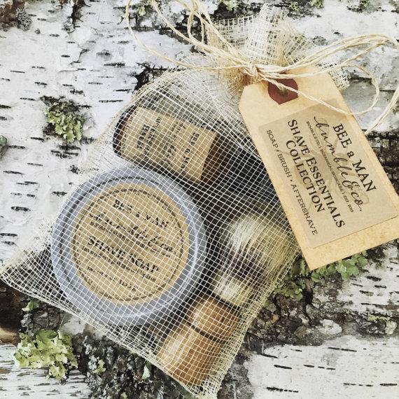 Shave Essentials - Man's shaving kit