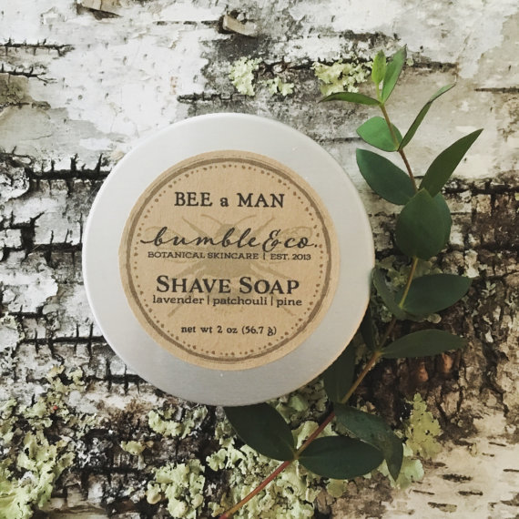 Travel Size Shaving Soap