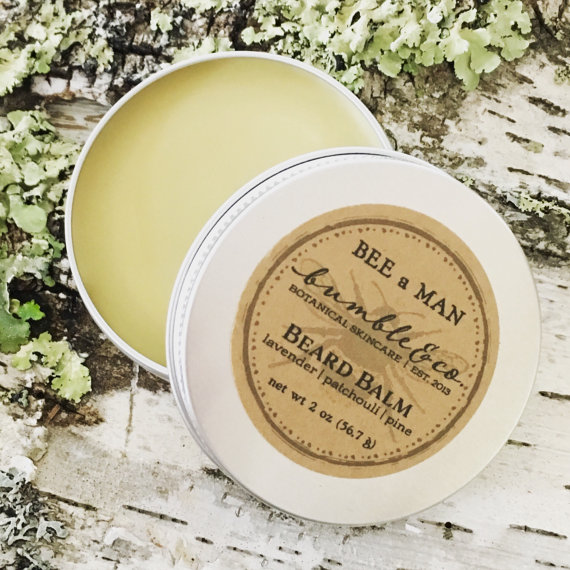 BEE a Man Beard Balm