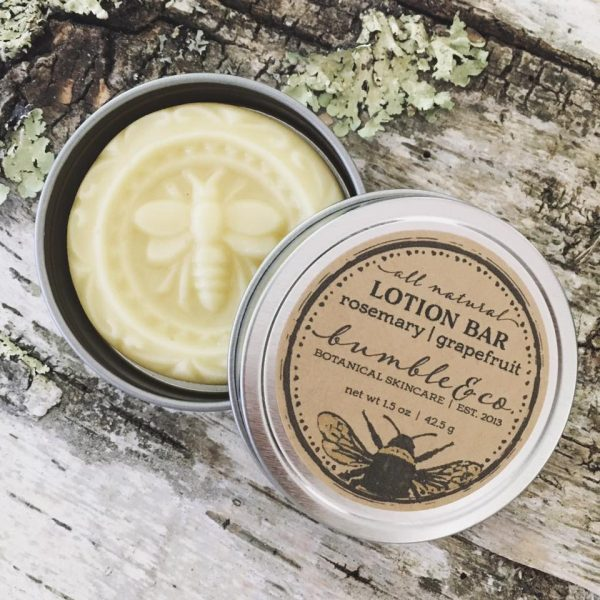 Bumble & Co Solid Lotion Bar