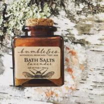 Lavender Bath Salts